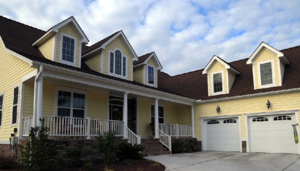 Wilsey Custom Homes Exterior Compass Pointe Builder